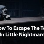 How To Escape The Teacher In Little Nightmares 2 Video