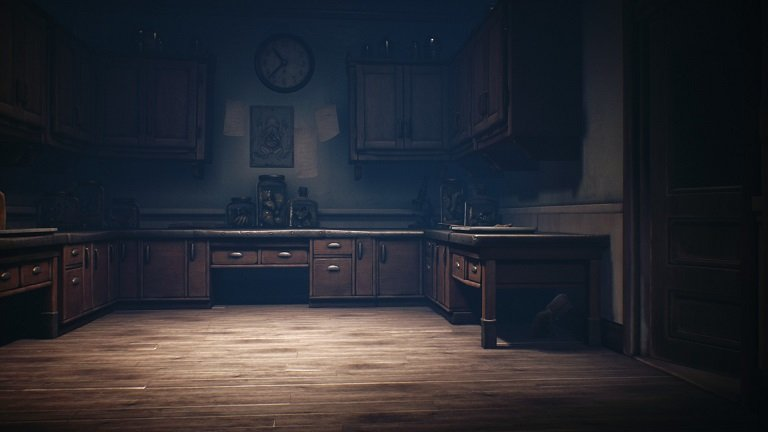 Little Nightmares 2 Game Guide - Mono enters a room with teacher