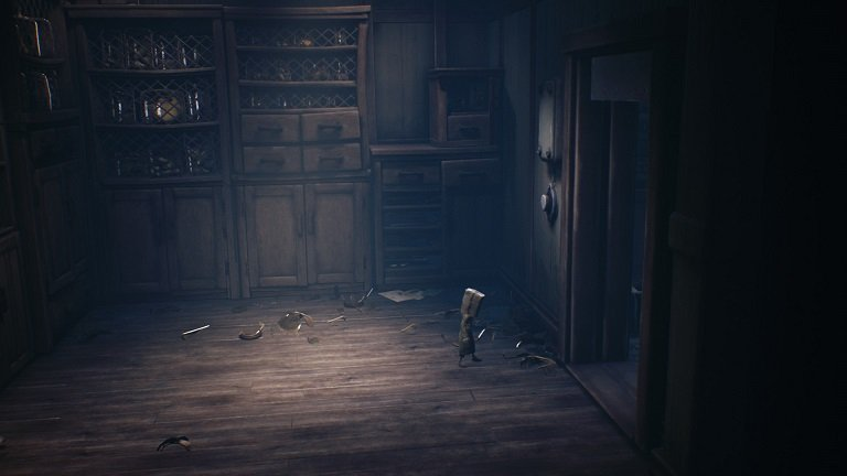 Little Nightmares 2 Game Guide - Mono picks up a brain shape