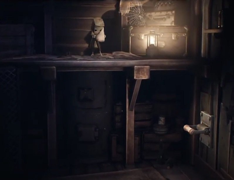 Little Nightmares 2 - Location of the Nome Hat is the Attic Forest Shed