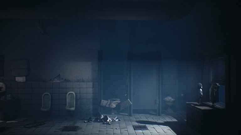Little Nightmares 2 - Mono and Six back together
