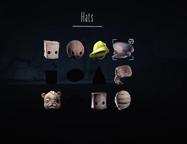 Little Nightmares 2 - Postman Hat