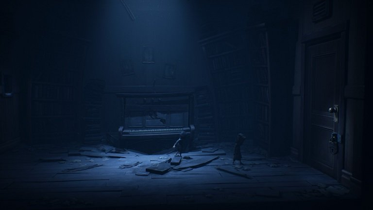 Little Nightmares 2 game guide - Mono and Six moving to the next area