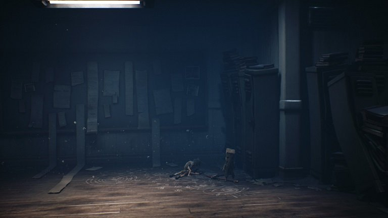 Little Nightmares 2 game guide - Six takes her revenge on the wooden child