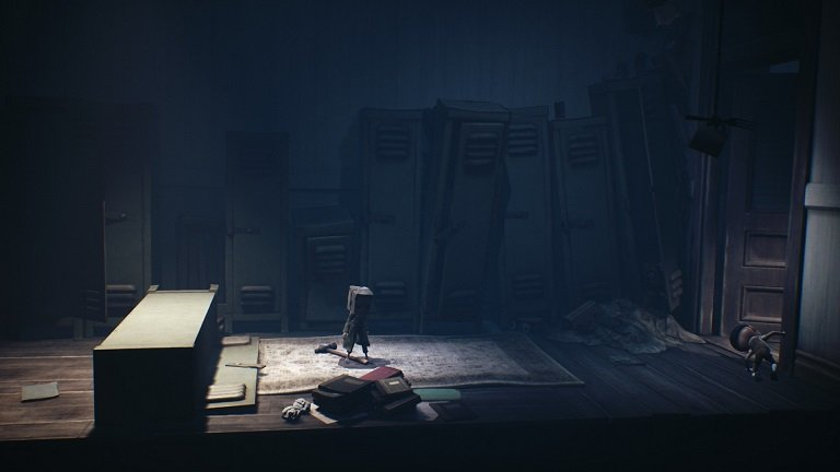 Little Nightmares II Game Guide – Mono in the school alone