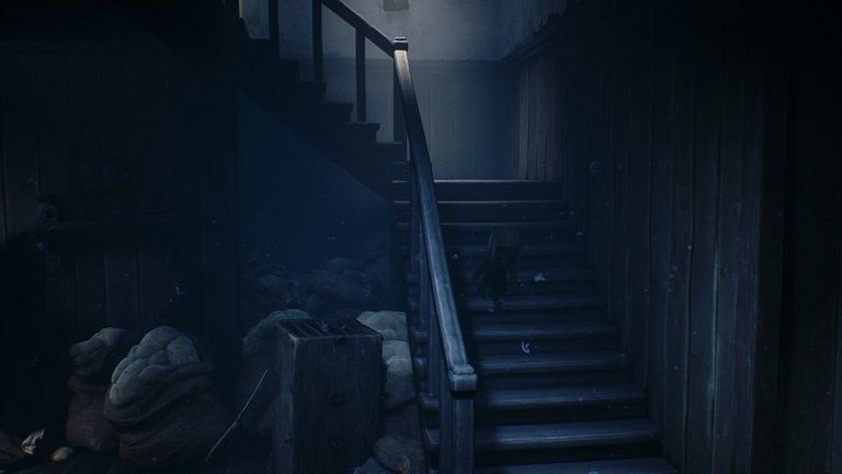Little Nightmares II Game Guide - Climb the stairs