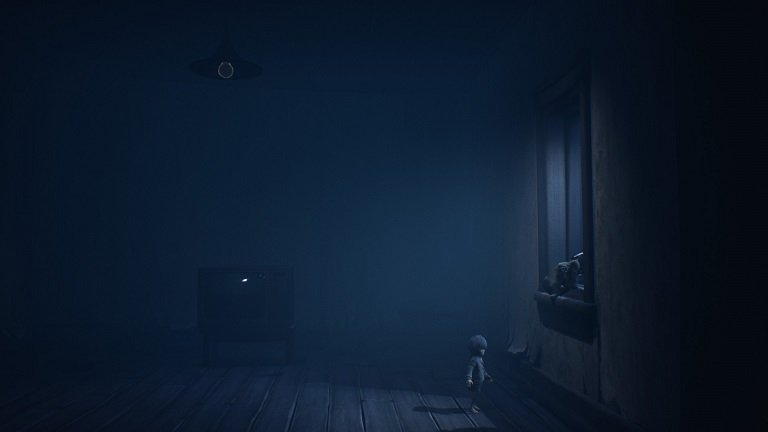 Little Nightmares II Game Guide - Climbing together through the window