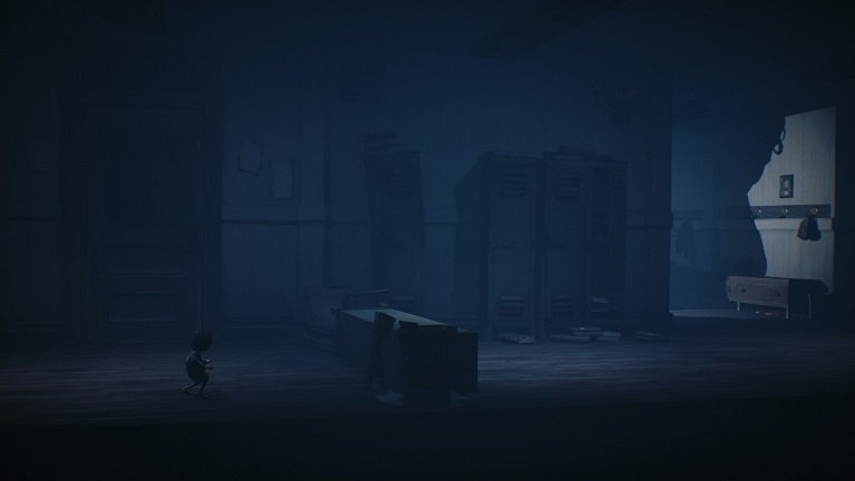 Little Nightmares II Game Guide - Crawl through the vent to the hallway