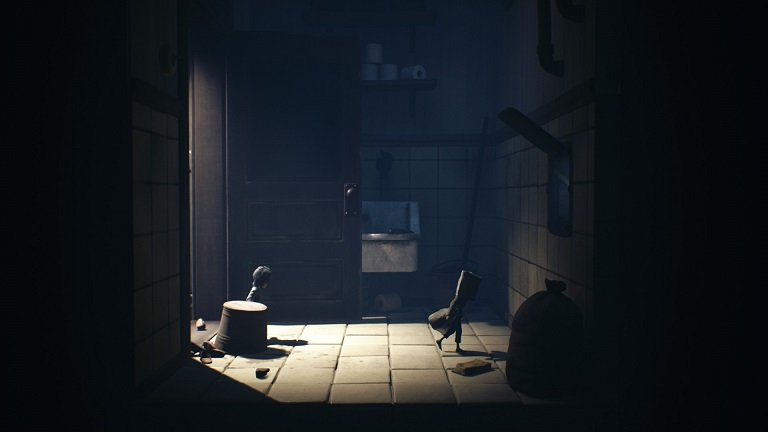 Little Nightmares II Game Guide - Entering a utility room