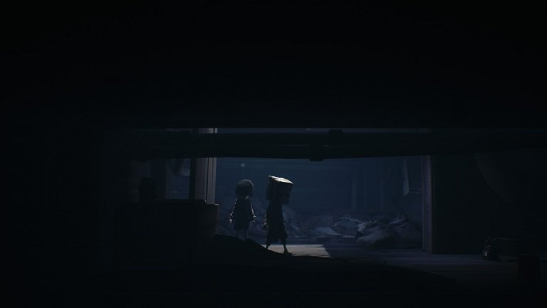 Little Nightmares II Game Guide - Fall down onto another floor