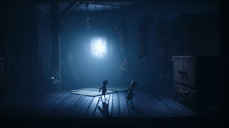 Little Nightmares II Game Guide - Grab the key that is on the hook