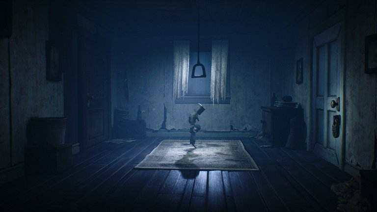 Little Nightmares II Game Guide - Helping the child to pull the lever
