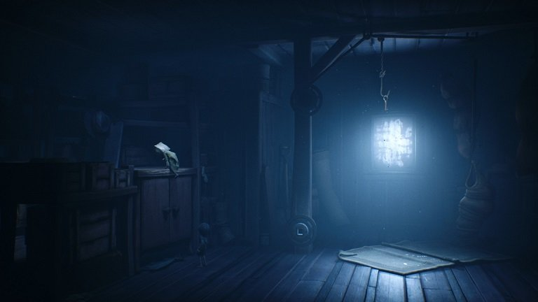 Little Nightmares II Game Guide - Jump off the dresser