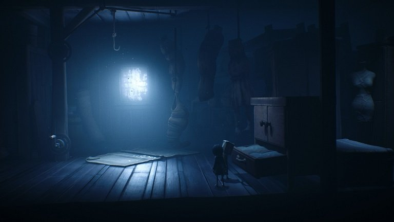 Little Nightmares II Game Guide - Move to the dresser with the key