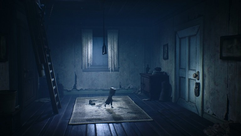 Little Nightmares II Game Guide - Move to the room with the lock on the door