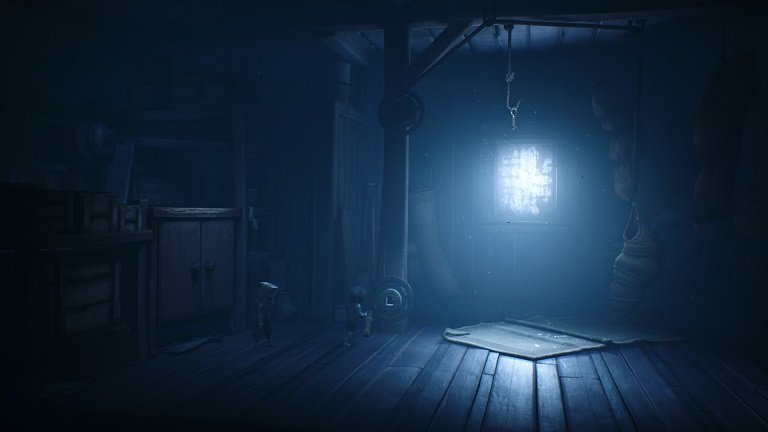 Little Nightmares II Game Guide - Put the lever in the hole