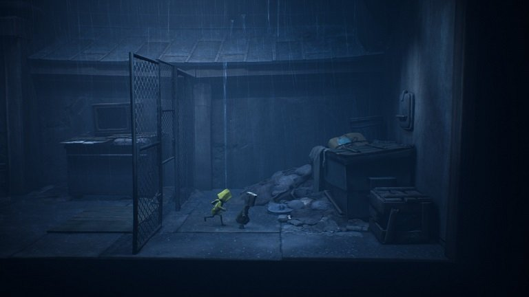 Little Nightmares II Game Guide - Six will open the hatch