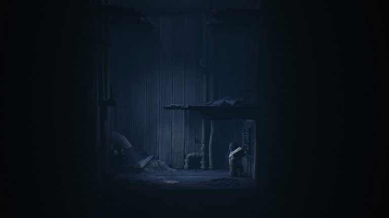 Little Nightmares II Game Guide - Trying to open an vent