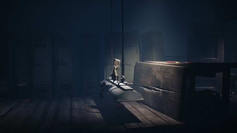 Little Nightmares II Game Guide - Use the boxes to climb