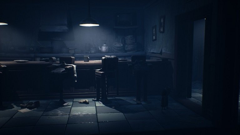 Little Nightmares II Game Guide - Visiting a room full of chairs and clothes
