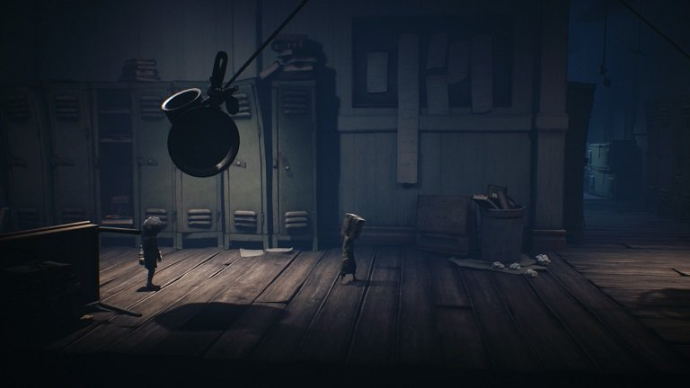 Little Nightmares II Game Guide - Watch out for traps in the next hallway
