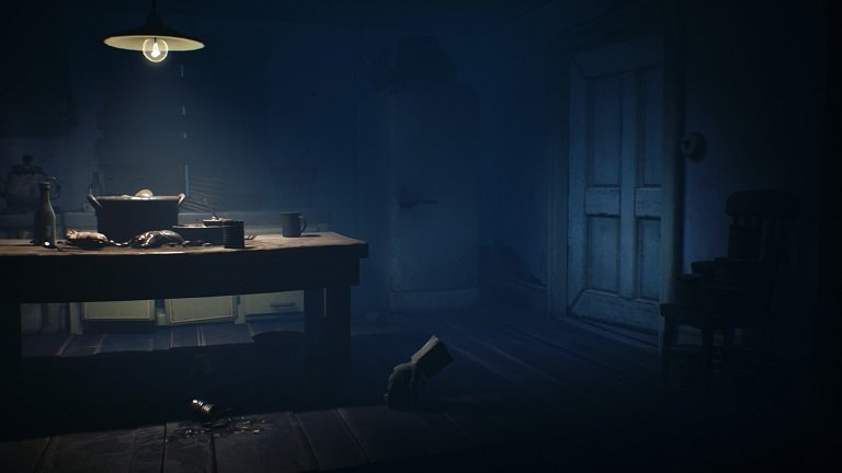 Little Nightmares II Game Guide - You are inside the kitchen