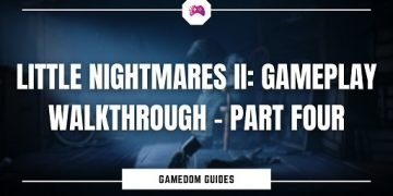 Little Nightmares II Gameplay Walkthrough - Part Four