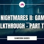 Little Nightmares II Gameplay Walkthrough - Part Two