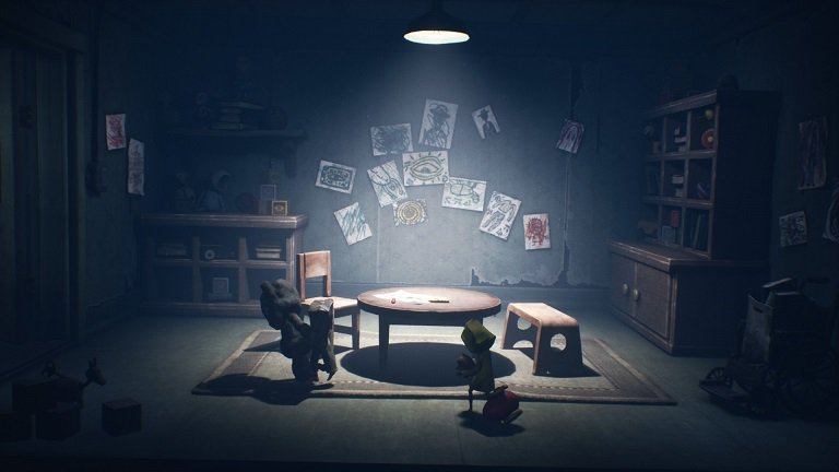 Little Nightmares II Hospital Walkthrough Guide – Checking stuffed animals what is inside