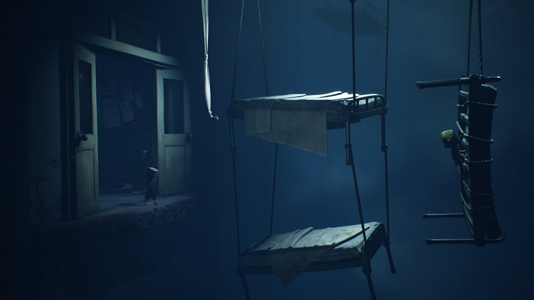 Little Nightmares II Hospital Walkthrough Guide – Climbing and jumping from bed to bed