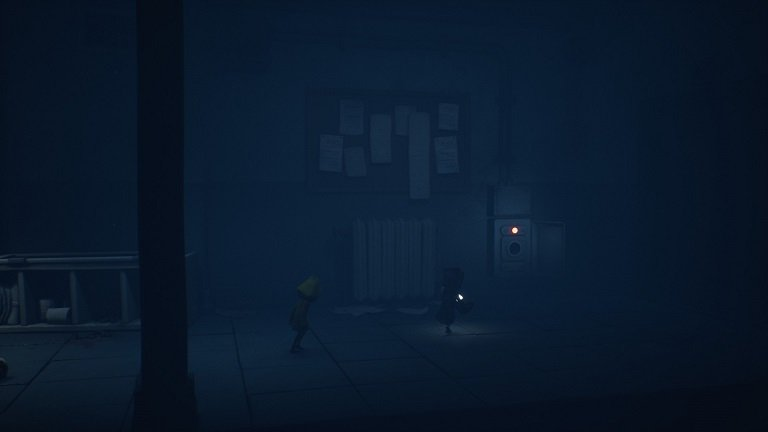 Little Nightmares II Hospital Walkthrough Guide – Insert the powerfuse to power the elevator