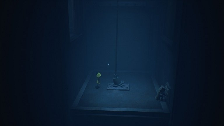Little Nightmares II Hospital Walkthrough Guide – Open the vent as soon as possible