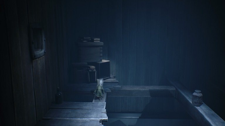 Little Nightmares II game guide - Crawling out of the vents