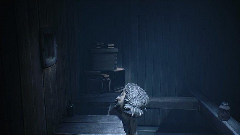 Little Nightmares II game guide - Watch out for the teach - she can hear things dropping on the floor