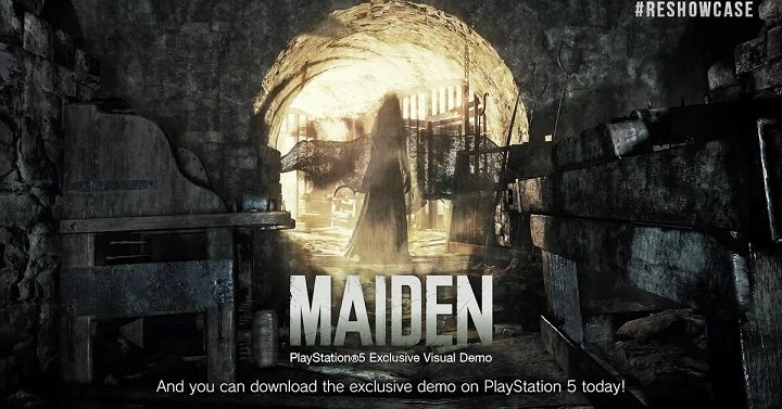 Resident Evil Vilage - Maiden PS5 Exclusive Visual Demo