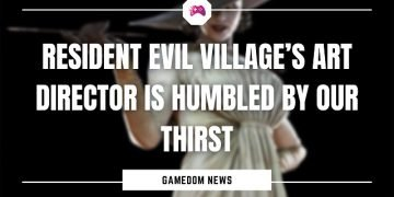 Resident Evil Village's Art Director Is Humbled By Our Thirst