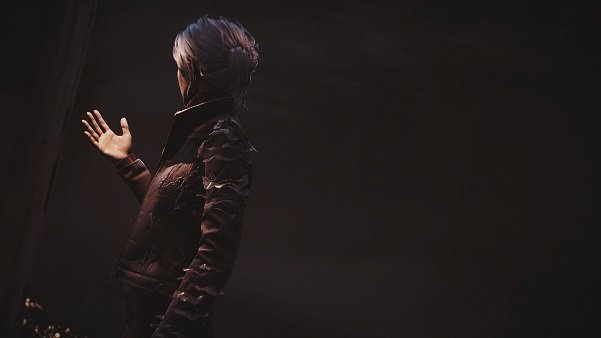 The Medium - Main character in video game Marianne