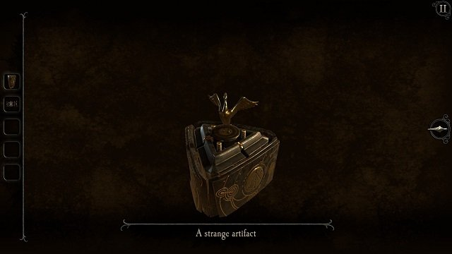 The Room 4 Old Sins Walkthrough Guide – A strange artifact with bird