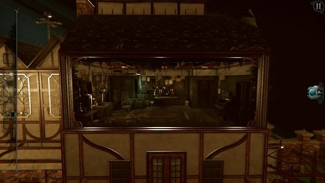 The Room 4 Old Sins Walkthrough Guide – After finishing the railing you go to next area