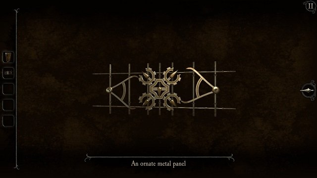 The Room 4 Old Sins Walkthrough Guide – Found an ornate panel for closer look