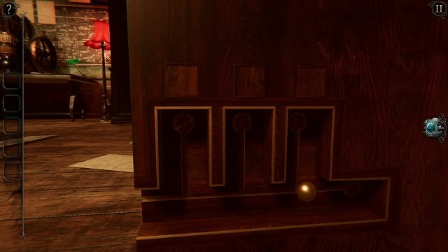 The Room 4 Old Sins Walkthrough Guide – Move the ball to the tree symbol