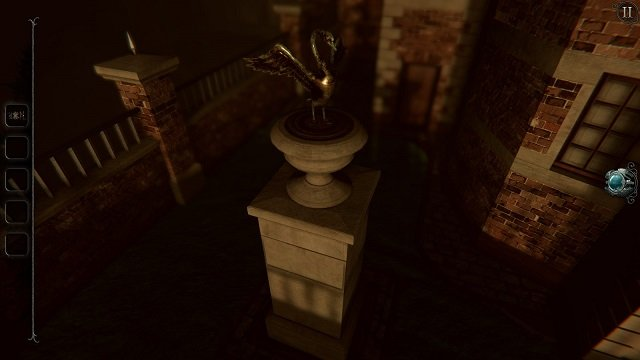 The Room 4 Old Sins Walkthrough Guide – Place the swan figure on statue