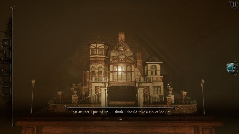 The Room 4 Old Sins Walkthrough Guide – The Artifact I picked up I think I should take a closer look