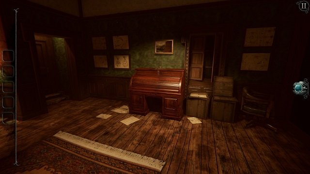 The Room 4 Old Sins Walkthrough Guide – The Study Desk