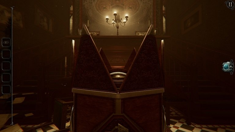 The Room 4 Old Sins Walkthrough Guide - Finally the puzzle box will open