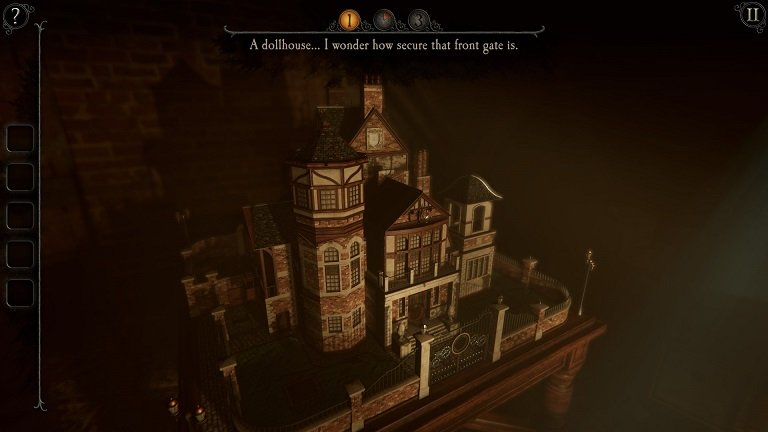The Room 4 Old Sins Walkthrough Guide - I wonder how secure that front gate is