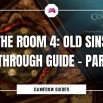 The Room 4 Old Sins Walkthrough Guide - Part Five