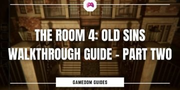The Room 4 Old Sins Walkthrough Guide - Part Two