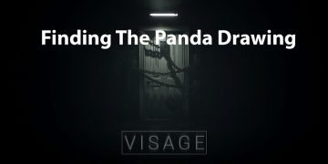 Visage Finding The Panda Drawing