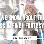 What We Know About The Sage Class In Final Fantasy XIV